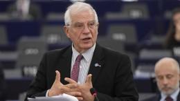 Borrell hält Scheitern des Atomabkommens mit Iran für möglich