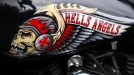 Viele Rapper arbeiten mit Hells Angels zusammen.
