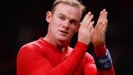 Wayne Rooney: Mit Anfang zwanzig schon Autos im Wert von zwei Millionen Euro in der Garage