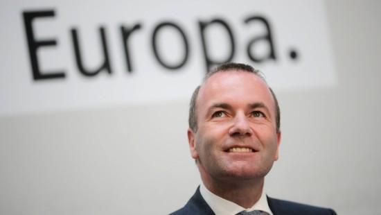 """""""Die Union hat einen klaren Führungsanspruch"""""""