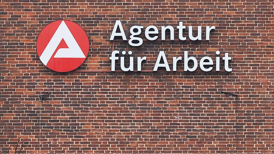 Es ist fünf vor zwölf: Agentur für Arbeit in Hamburg