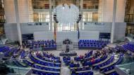 Nicht die einzige Tätigkeit: Abgeordnete im Bundestag
