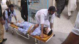 Mehr als hundert Tote nach Anschlag in Pakistan