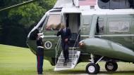 Dutzende Diplomaten stellen sich gegen Obamas Syrien-Strategie