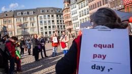 Schadenersatz für schlechtere Bezahlung