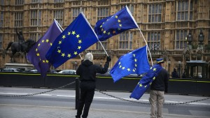 Ungelöste Nordirlandfrage spaltet britische Regierung