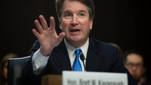 Kavanaugh in der Defensive