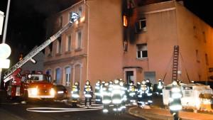 Elf sonderbare Brände