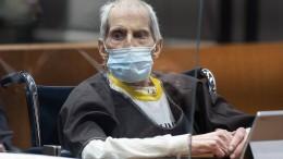New Yorker Immobilienerbe Durst zu lebenslanger Haft verurteilt