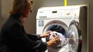 Die Waschmaschine mit Waschmittel-Abo