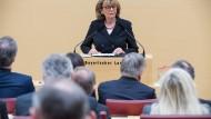 Charlotte Knblochs Rede bei einem Gedenkakt im Bayerischen Landtag am 23. Januar sorgt bei der AfD für Unmut – die Fraktion verlässt den Saal.