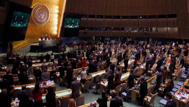 Russland fliegt aus dem UN-Menschenrechtsrat