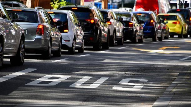 """""""72.000 Autos sind nicht stadtverträglich"""""""