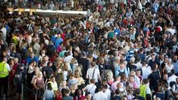 Frankfurter Flughafen zählt so viele Passagiere wie noch nie