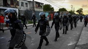 USA verhängen weitere Sanktionen gegen Kuba