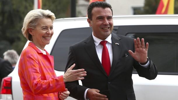 Ein größerer Trostpreis für den Westbalkan