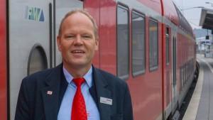 """Das ist """"Deutschlands beliebtester Eisenbahner"""""""