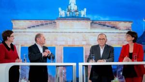 Weil warnt SPD-Mitglieder vor Wahl von Esken und Walter-Borjans