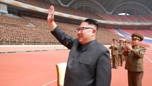 Nordkorea will Amerika angreifen können