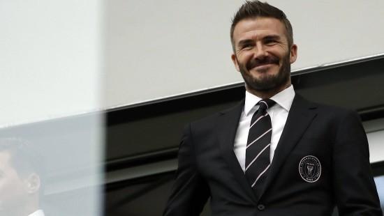 David Beckham sammelt für Corona-Betroffene