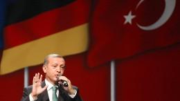 Erdogan will, dass Türken im Ausland Politik machen