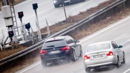 Nach Blitzer-Panne werden Punkte und Fahrverbote erlassen