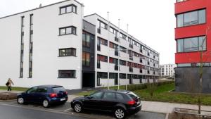 Hunderttausende neue Wohnungen genehmigt