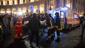Erste Sanktionen für Verantwortliche des Rolltreppenunglücks in Rom