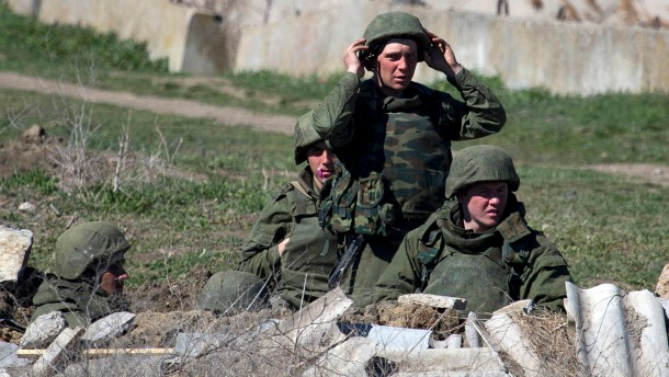 Nato beunruhigt über russische Truppenpräsenz
