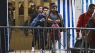 Die Fluchtroute über Italien darf man nicht unterschätzen