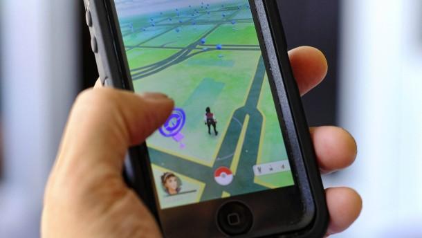 Warum sind alle so wild auf Pokémon Go?