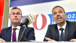"""""""Die FPÖ lässt sich nicht knebeln"""""""
