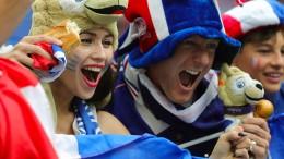 Frankreich steht im Halbfinale