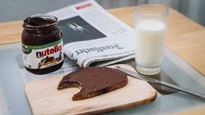 Nutella-Aktion sorgt für Ansturm auf Supermärkte