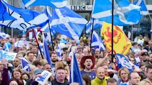 Der Kampf um Schottlands Herz