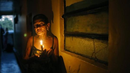 Erneuter Stromausfall in Venezuela