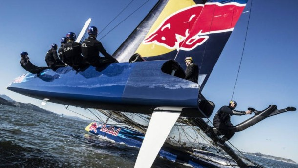 Wir sehen das Risiko beim America's Cup anders