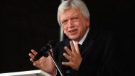 Hat sich für Achim Laschet ausgesprochen: Hessens Ministerpräsident Volker Bouffier (CDU)