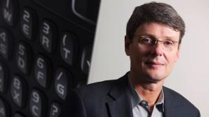 Ein Deutscher soll den Blackberry retten