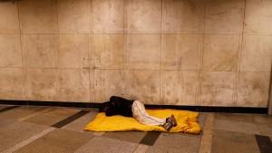 Ungarn kriminalisiert Obdachlose