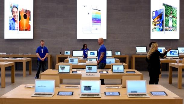 Apple legt im Streit mit Qualcomm Berufung ein