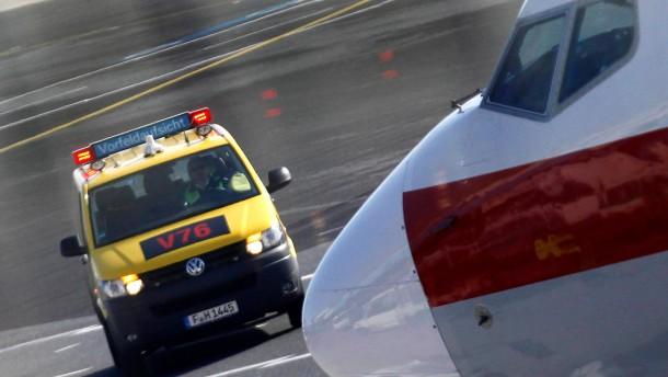 Gespräche am Frankfurter Flughafen gescheitert