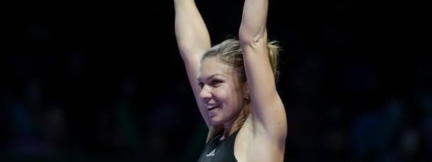 Großer Erfolg für kleine Rumänin: Simona Halep im Finale der WTA_WM