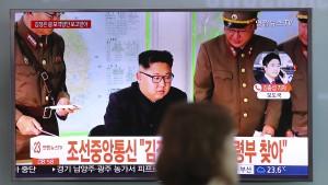 """Nordkorea droht mit """"schonungsloser Vergeltung"""""""
