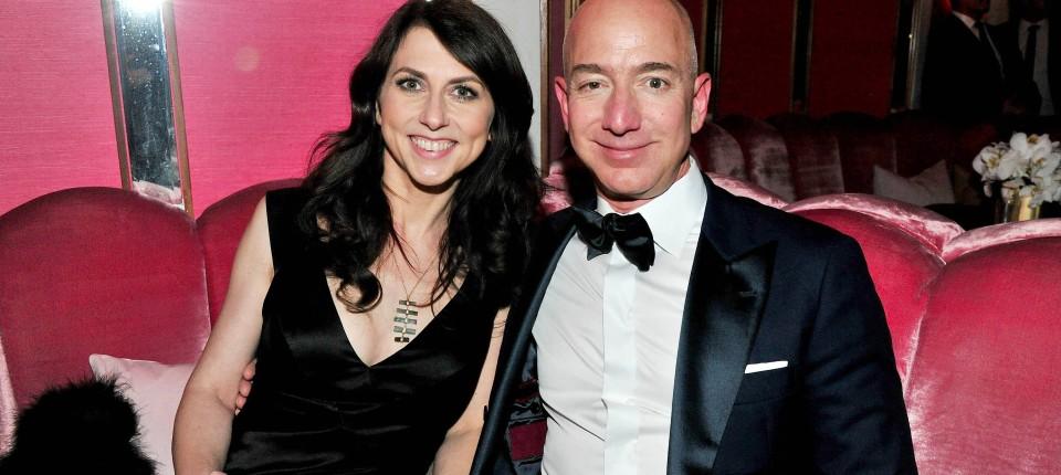 Scheidung Von Jeff Bezos Macht Amazon Investoren Nervös