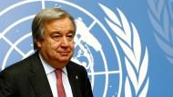 Antonio Guterres soll neuer UN-Generalsekretär werden