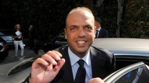 Alfano will Berlusconis Partei in die Wahlen führen