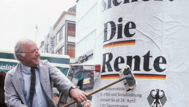 """""""Die Respekt-Rente ist Pfusch"""""""