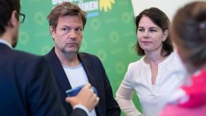 AfD und Grüne legen in Wählergunst weiter zu