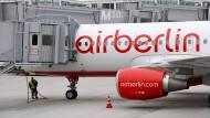 Dobrindt ruft Air-Berlin-Piloten zu Rückkehr an Arbeitsplatz auf